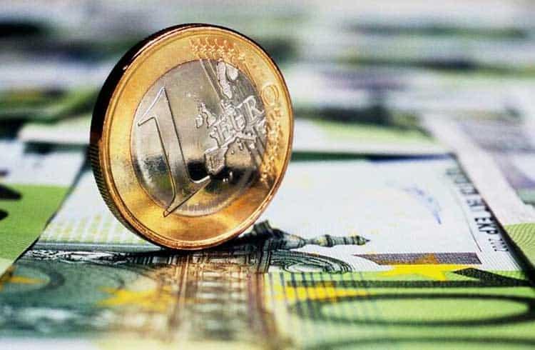"""Bancos da Alemanha divulgam documento em apoio à criação do """"Euro digital"""""""
