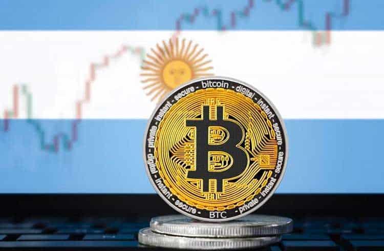 Bitcoin está 30% mais atrativo que o dólar para os argentinos