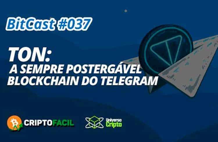 Blockchain do Telegram é tema de novo episódio do BitCast