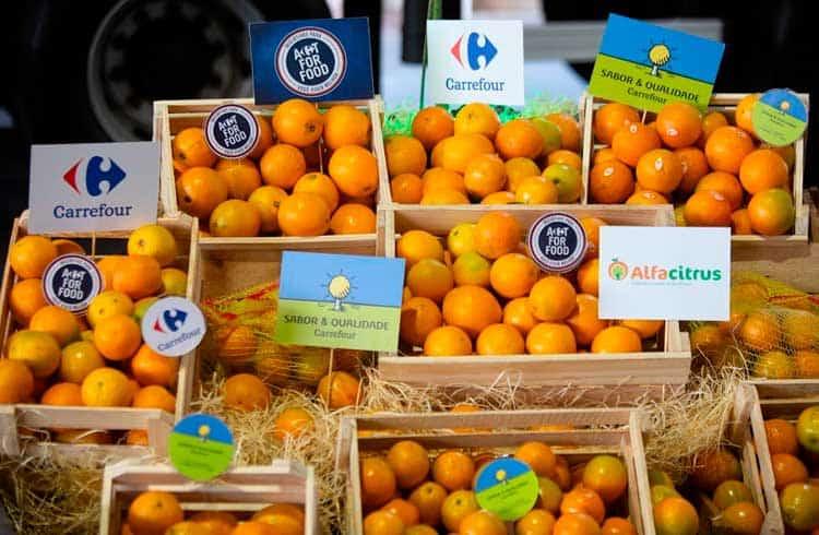 Carrefour Brasil anuncia rastreamento de laranjas com blockchain