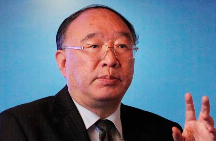 Executivo de think tank diz que criptomoeda chinesa pode substituir a Swift