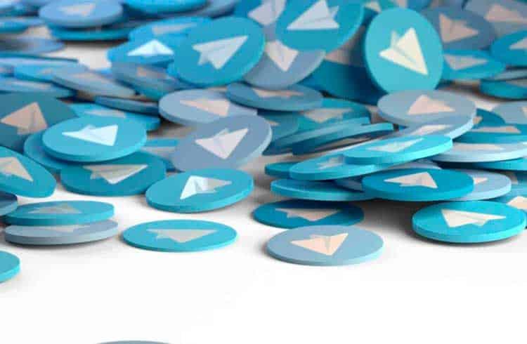 Investidores rejeitam oferta de reembolso de tokens do Telegram