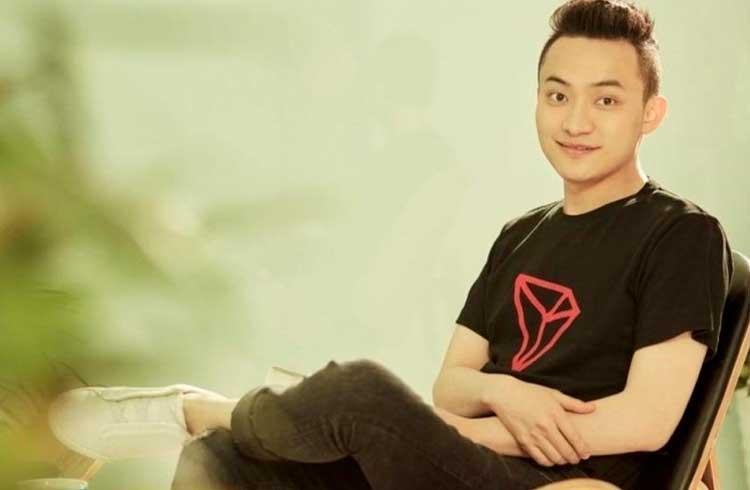 Justin Sun faz mistério ao afirmar que a Tron fará parceria com megacorporação