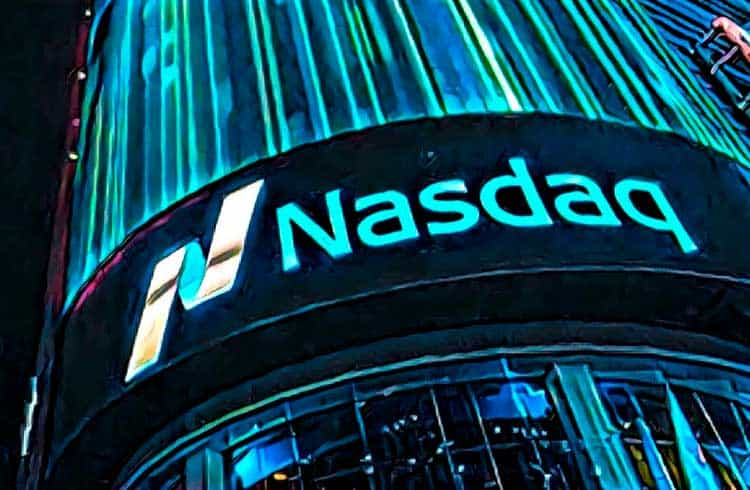 Nasdaq lista índice composto pelos 100 principais criptoativos do mercado que utiliza IA