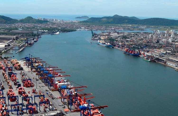 Porto de Santos usará plataforma blockchain da IBM