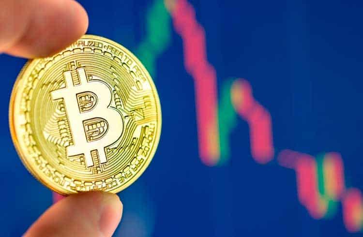 Bitcoin a US$7.400 espera por uma correção adicional