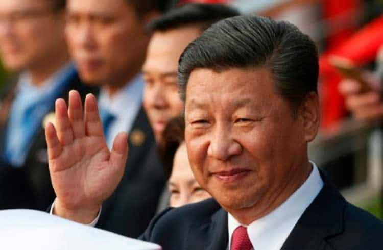 Presidente da China Xi Jinping pede adoção acelerada da tecnologia blockchain
