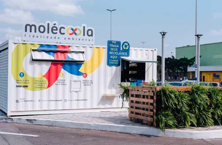 Startup de São Paulo une reciclagem, combate à vulnerabilidade social e blockchain