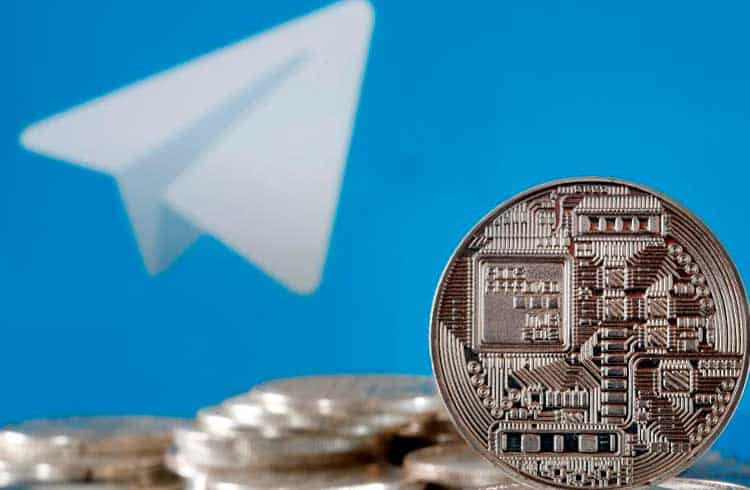 Telegram libera termos de uso de sua criptomoeda