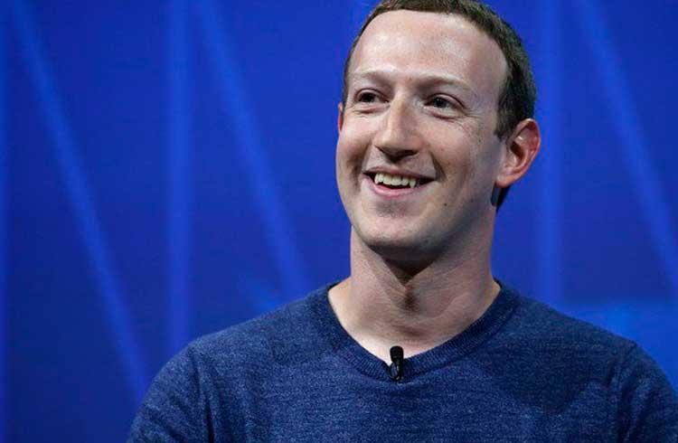 Vaza áudio de Mark Zuckerberg em reunião do Facebook sobre a Libra