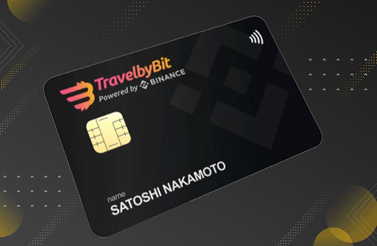 Binance lança cartão de viagens recarregável com criptomoedas