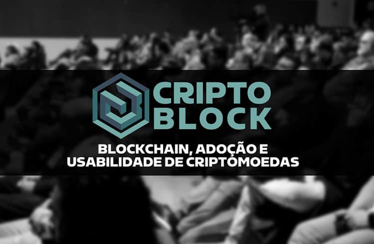 CriptoBlock ocorrerá em novembro e nova edição traz novidades
