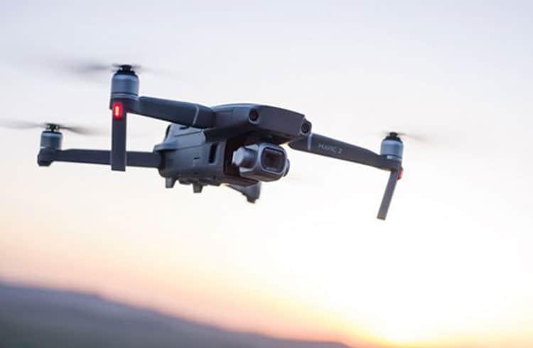IBM registra solução em blockchain para impedir que drones roubem entregas