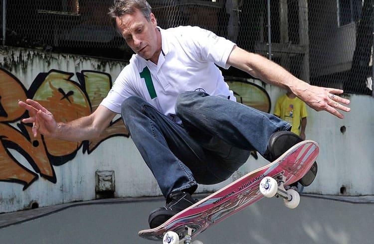 Lendário skatista e entusiasta do Bitcoin palestrará em evento do ramo