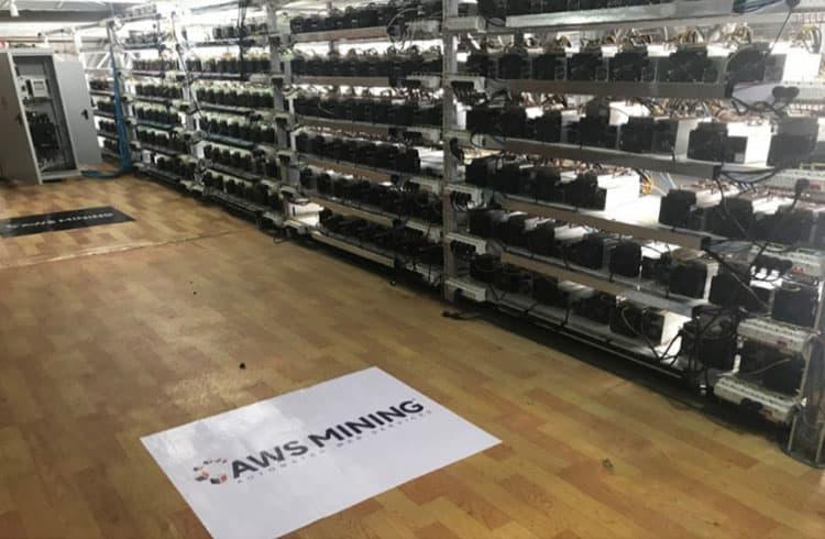 Tribunal do Ceará ordena bloqueio de valores em contas bancárias da AWS Mining