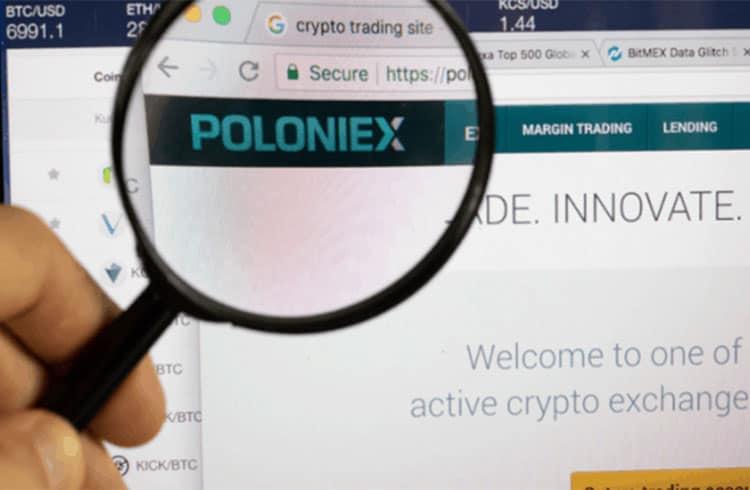 Usuários da Poloniex relatam problemas para acessar a plataforma