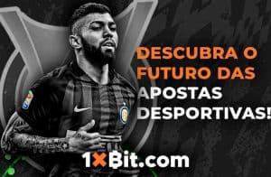 Aposte no campeonato brasileiro com criptomoedas na 1xBit