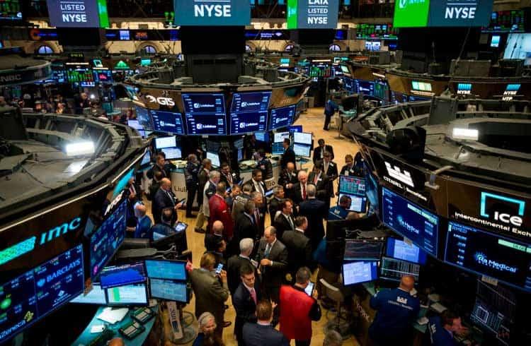 Banco pró-criptomoedas abre capital na bolsa de Nova York