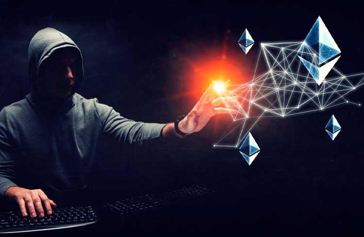 Criptomoedas roubadas da Upbit começam a ser movimentadas