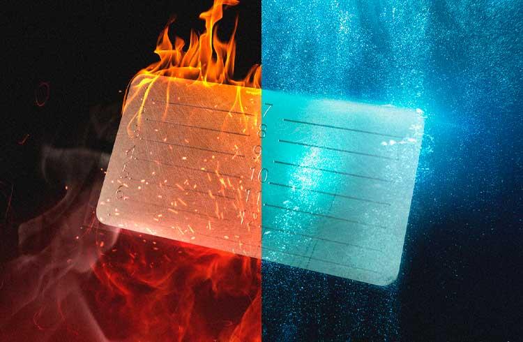 Deixe suas criptomoedas à prova de fogo com KriptoSteel