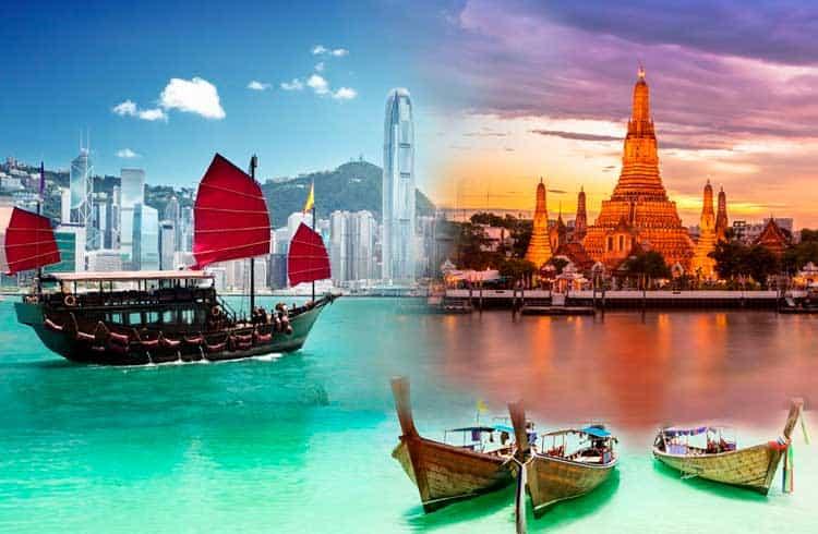 Hong Kong e Tailândia planejam emitir criptomoedas próprias em 2020