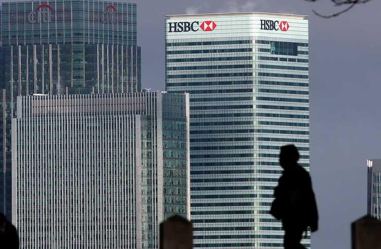 HSBC substitui registros em papel por blockchain para rastrear US$ 20 bilhões em ativos