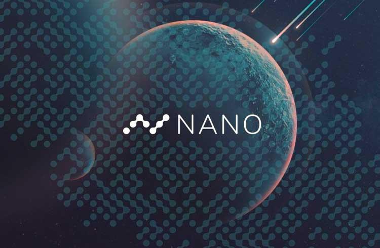 Kraken anuncia listagem da criptomoeda Nano