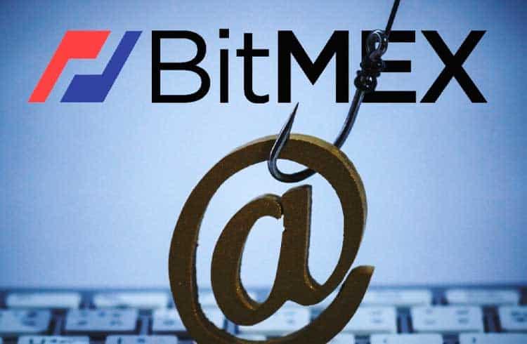"""""""Pegue seu BTC e corra""""; Após vazamento de e-mails de clientes, conta da BitMEX no Twitter é invadida"""