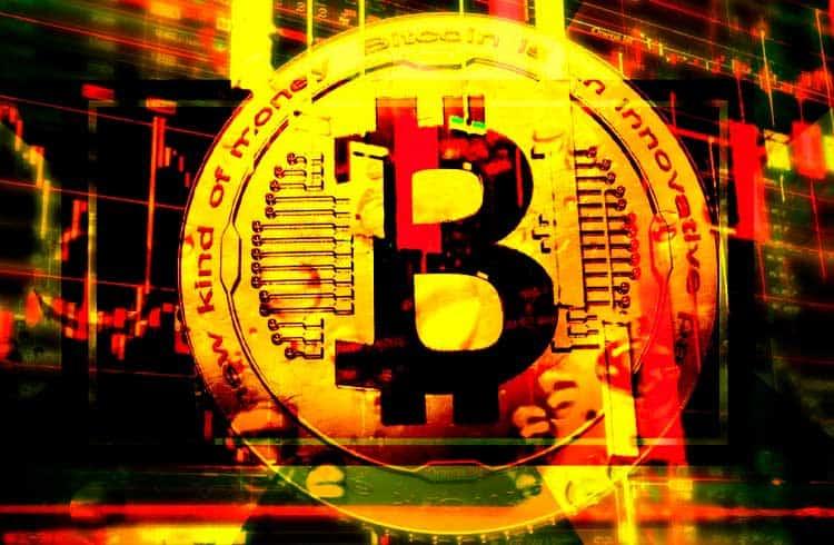 Preço do Bitcoin está próximo de cair para menos de US$7 mil