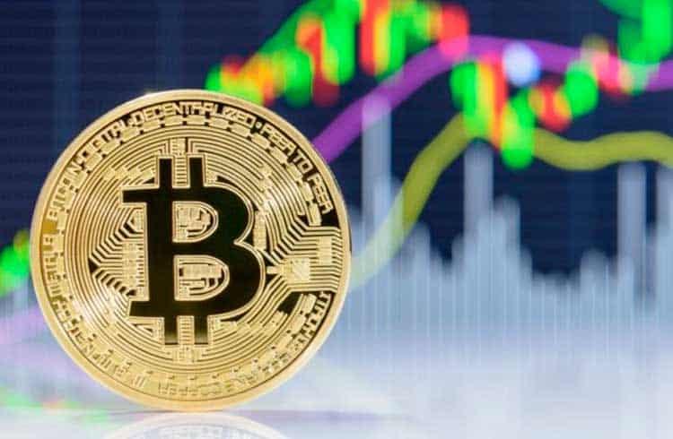 Preço do Bitcoin varia US$200 durante fim de semana