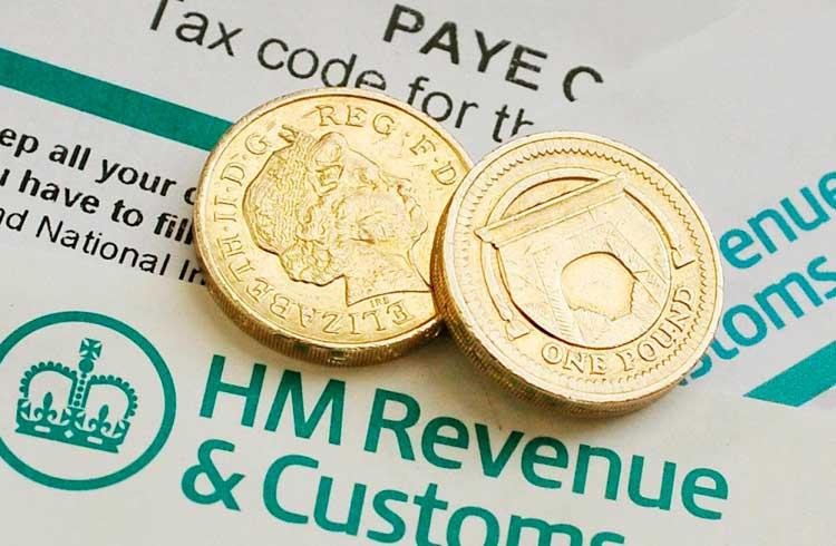 Receita Federal do Reino Unido divulga guia sobre criptomoedas para empresas e pessoas físicas