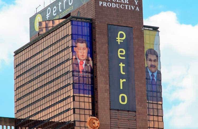 Venezuela apoiará sua criptomoeda Petro com 30 milhões de barris de petróleo