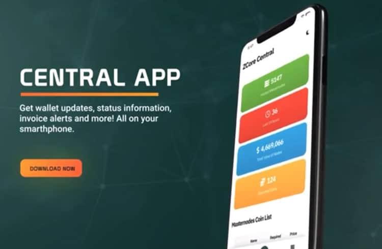 ZCore lança aplicativo para smartphone que permite checagem de nós em tempo real