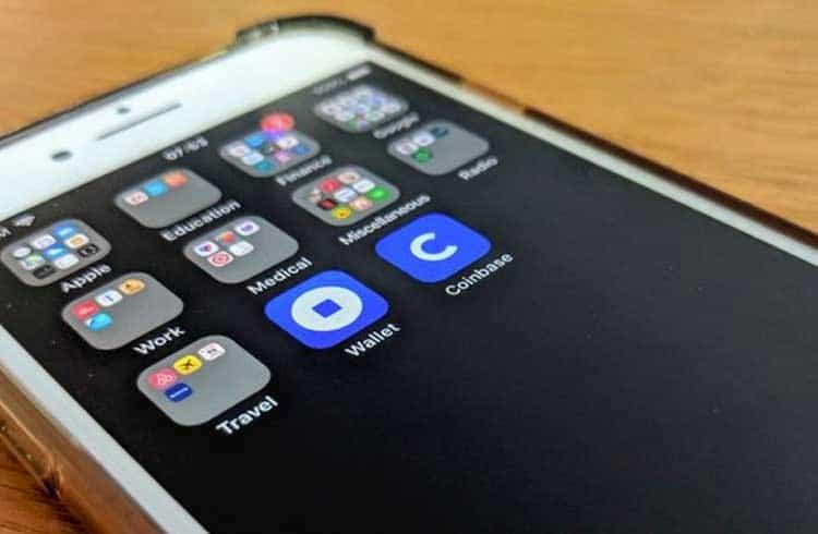 Coinbase pode remover navegador dApp para atender política da Apple