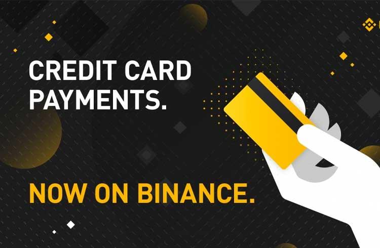 Agora é possível comprar Bitcoin, Ethereum, XRP e BNB direto na Binance com cartão Visa