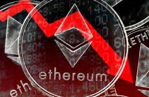 Ethereum atinge seu menor preço de 2019; 91% abaixo da maior alta de todos os tempos