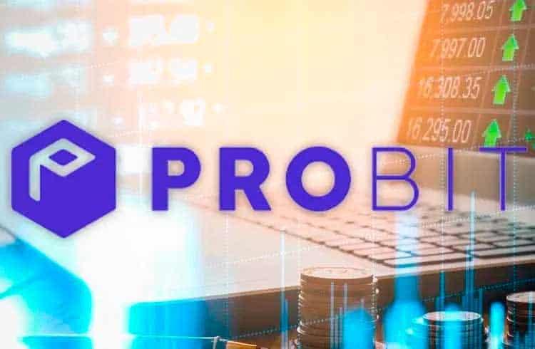 ProBit Exchange se solidifica no mercado como a nº 6 da Coréia e a top 20 global