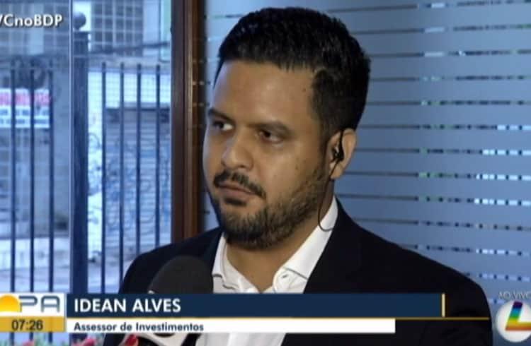Afiliada da Globo faz reportagem sobre criptomoedas e alerta sobre promessas de rentabilidade