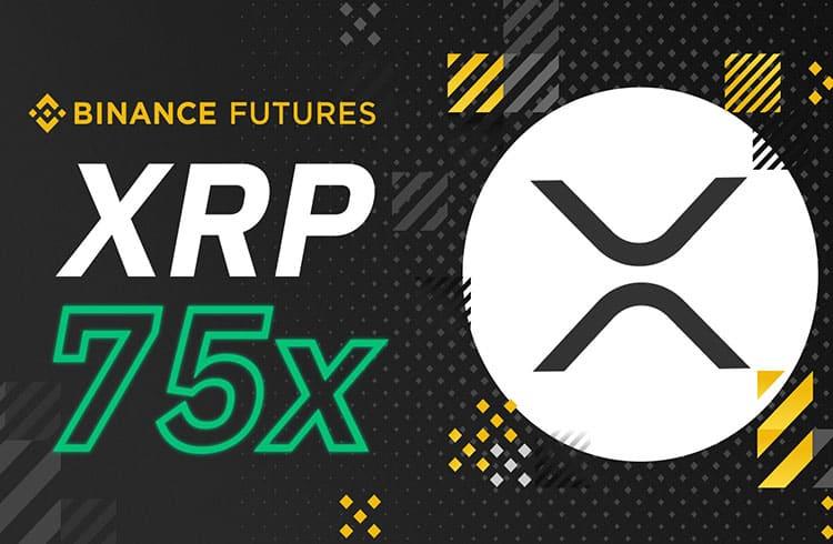 Binance lança contrato perpétuo de XRP e criptoativo valoriza quase 10%
