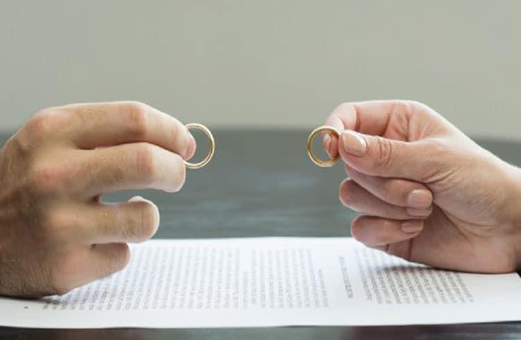 Dissolução de bens em processo de divórcio resulta em busca por criptomoedas