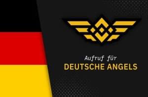 Logo da Binance em campanha alemã gera confusão no Twitter