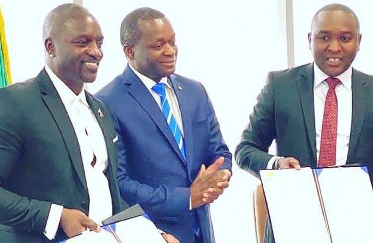 Senegal dá aval para Akon construir cidade baseada em sua criptomoeda
