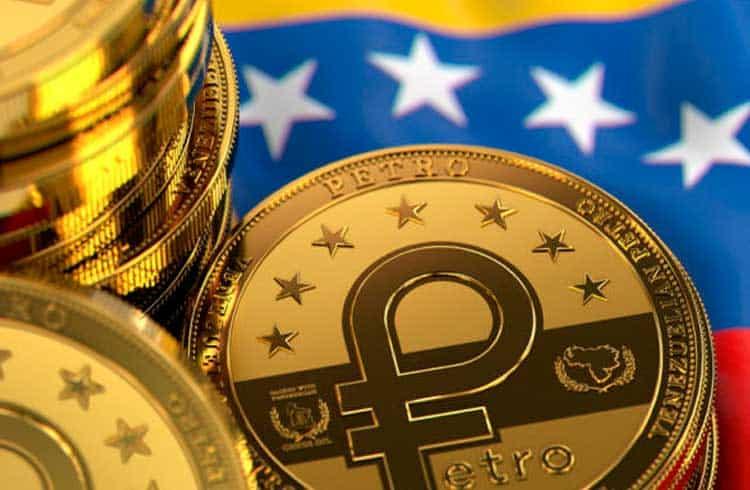 Banco Central da Venezuela é acusado de não trocar Petro de comerciantes por Bolívares