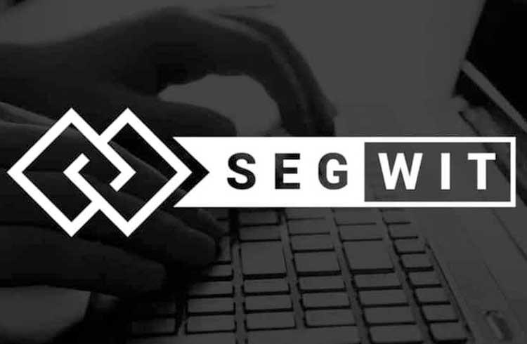 Bitcoin bate recorde com 66% de adoção do SegWit em 2020