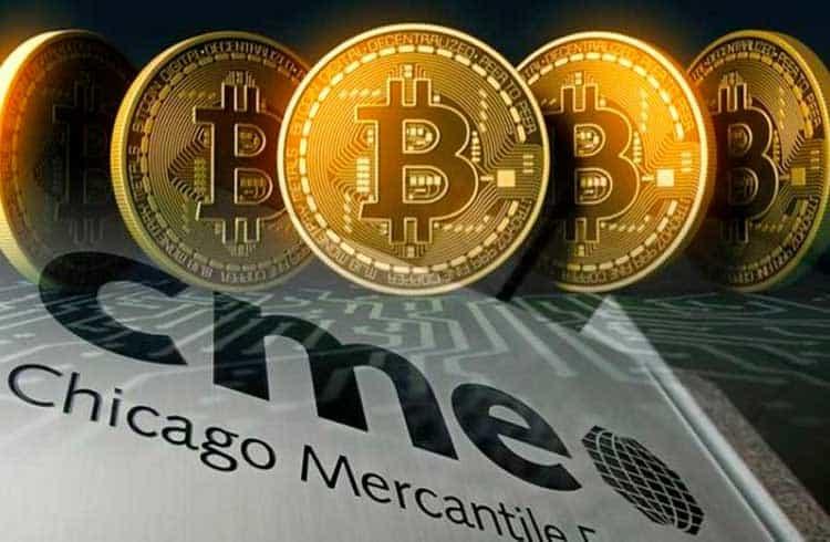 CME supera volume da Bakkt no dia de lançamento de suas opções de Bitcoin