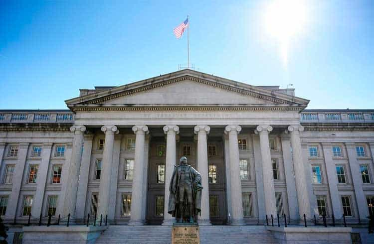 Departamento do Tesouro dos EUA testa blockchain para rastrear subsídios federais