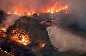 Doações em criptomoedas são enviadas para ajudar a combater os incêndios na Austrália