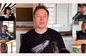 Elon Musk faz novo comentário sobre criptomoedas em podcast da Tesla