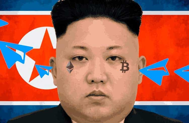 Hackers norte-coreanos podem estar roubando criptomoedas pelo Telegram