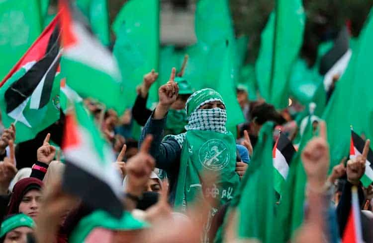 Iranianos ligados ao Hamas intensificam pedidos de doações em Bitcoin